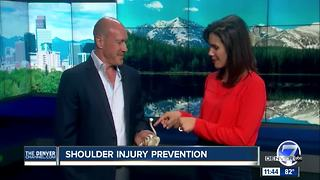 Shoulder Injury Prevention - Video