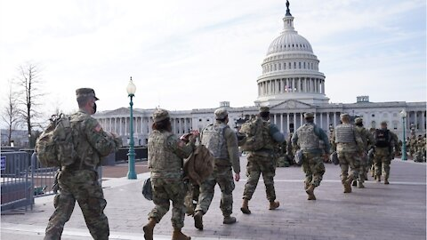 Pentagon Ups National Guards Numbers To 25,000--And They'll Be Armed