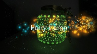 Fairy lamp - Video