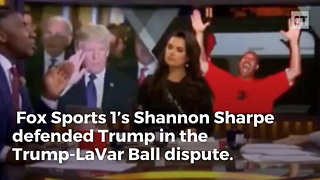 Sports Analyst Defends President Trump - Video