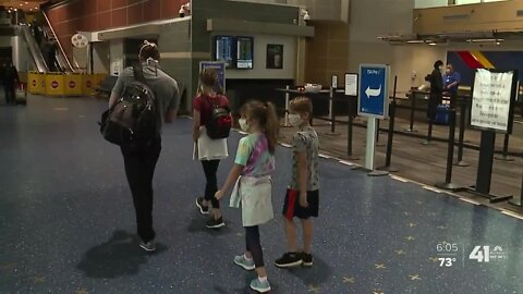 KCI expects more traffic over Memorial Day weekend