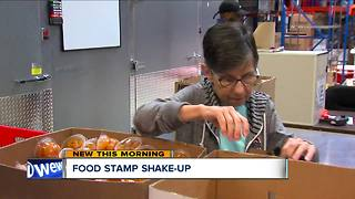 Cleveland Food Bank responds to proposed cuts to SNAP program - Video