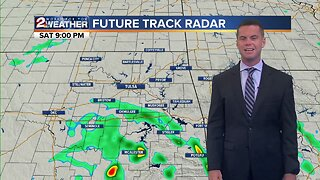 STORMS FRIDAY