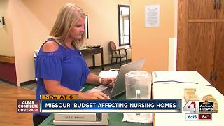 Medicaid cuts could hurt Missouri nursing homes, in home care - Video