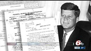 President Trump says he will allow rest of JFK files to be released - Video