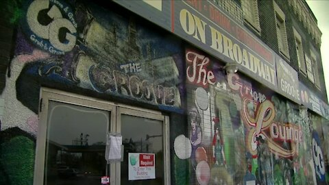 Buffalo Police shut down Groove Lounge after 2 people are shot