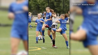 Medical Advances Help Teen Get Back Onto The Field