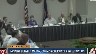 KCK mayor, commissioner under investigation - Video