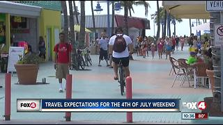 Travel Expectations for the 4th of July - Video