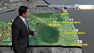 South Florida Thursday morning forecast (10/26/17) - Video