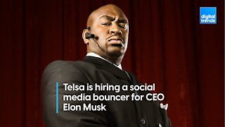 Tesla is Hiring a Social Media Bouncer