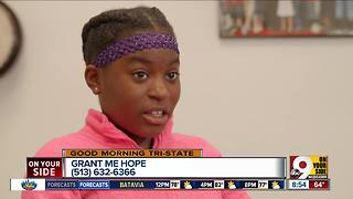 Grant Me Hope: Meet Shani'ya - Video