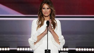 First Lady Melania Trump Announces 'Be Best' Initiative For Kids