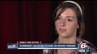 Schrenker's daughter focused on moving forward - Video