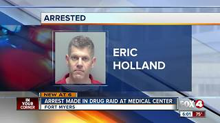 Summerlin Medical Centre's office manager arrested for possession of cocaine and marijuana - Video