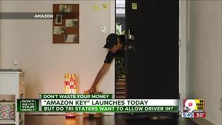 Simpler, cheaper alternative to Amazon Key - Video