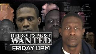 Friday at 11pm: Travis Nelson is Detroit's Most Wanted - Video