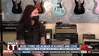 Checking in with the Bakersfield Sound Co. music shop