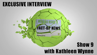 Interview with Kathleen Wynne  - Video