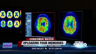 Uploading your brain and memories - Video