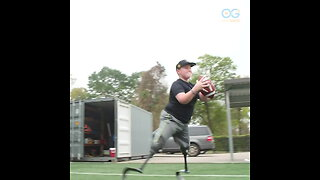 Double Amputee Athlete Transforms Obstacles Into Opportunities!