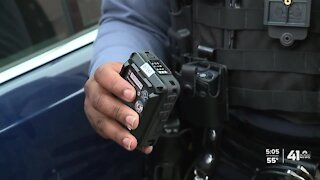 KCPD expects all officers to be equipped with body cameras by March