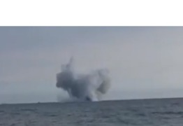 Eurofighter Crashes Into Sea at Italian Airshow, Killing Pilot - Video