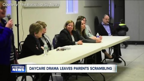 Daycare drama leaves parents scrambling