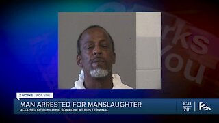 Suspect in downtown Tulsa deadly assault arrested