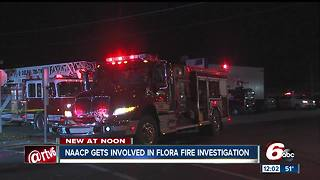 NAACP involved in Flora, Indiana fire that killed 4 girls - Video
