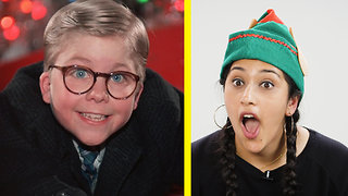 These People Have Never Seen 'A Christmas Story'