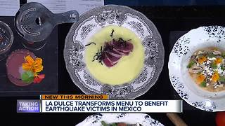 La Dulce Changes Menu - Video