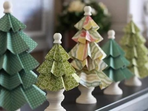 diy 11 mini christmas tree decoration ideas