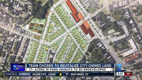Team chosen to revitalize city-owned land