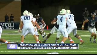 BSU wants another chance at USU - Video