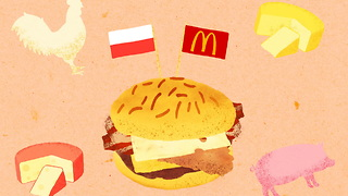 Why I Eat at McDonald's in Every Country - Video
