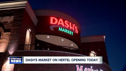 Dash's Market on Hertel Avenue opens Wednesday