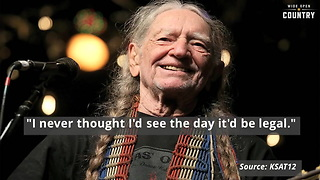 Willie Nelson Prepares to Launch Marijuana Brand