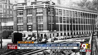 Inside an abandoned, 'haunted' ammo factory - Video
