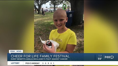 'Cheer for Life' Family Festival happening this weekend