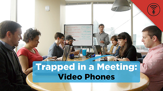 Stuff You Should Know: Trapped in a Meeting: Video Phones
