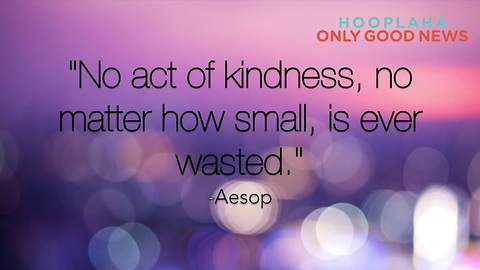 How Can You Show Kindness? Here's One Way.
