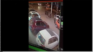 Lucky Man Miraculously Escapes Two Accidents Thanks To Guardian Angel  - Video