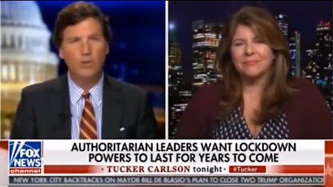 Lady Naomi Wolf Explains Why We Have To Stop Vaccine Passports Or Lose Our Freedom Forever