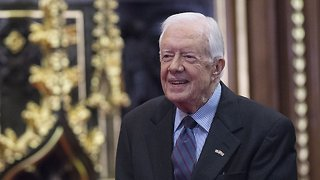 Jimmy Carter Wants To Be Trump's Envoy To North Korea - Video