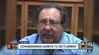 Rep. Grijalva pays off former employee - Video