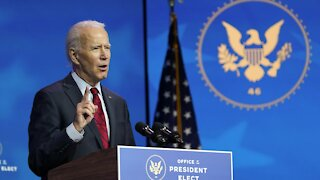 President-elect Biden Sets Priorities For First 100 Days