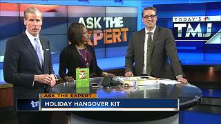 Ask The Expert: Holiday hangover - Video