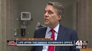 Life after Kansas Governor's Office