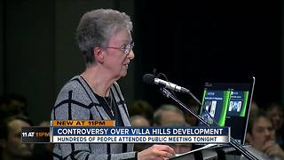 Nuns, neighbors embroiled in development fight - Video